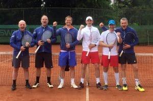 Tennis Trier | Herren-40 - Tennisclub Trier
