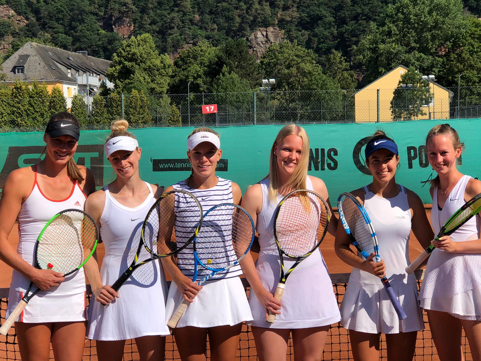 Damen 1 Oberliga