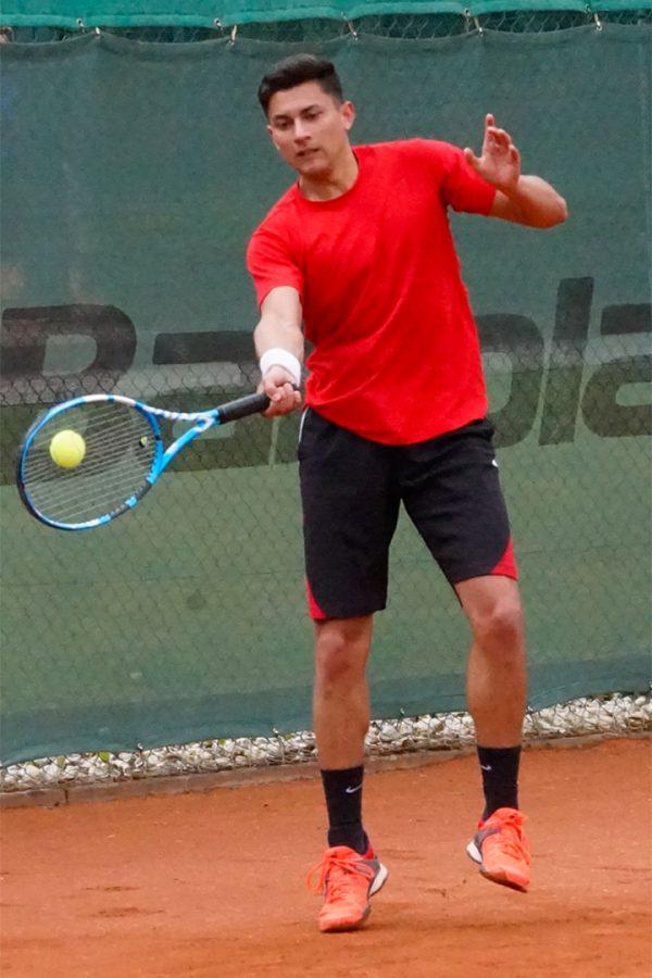 Lucas Ernst, Nr 1, LK 3